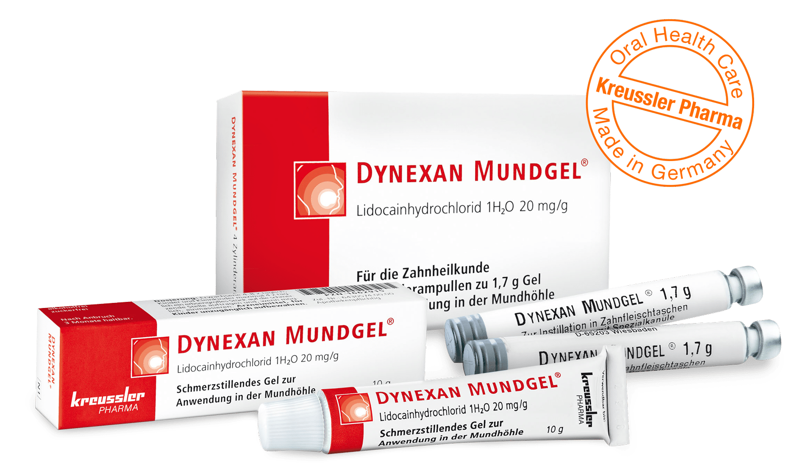 Dynexan 174 Mouth Gel